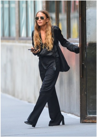 Mary-Kate-Olsen-Black-Suit-2018